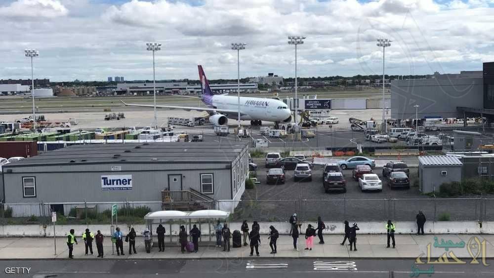 هبوط اضطراري لطائرة بعد وفاة مفاجئة لأحد أفراد الطاقم