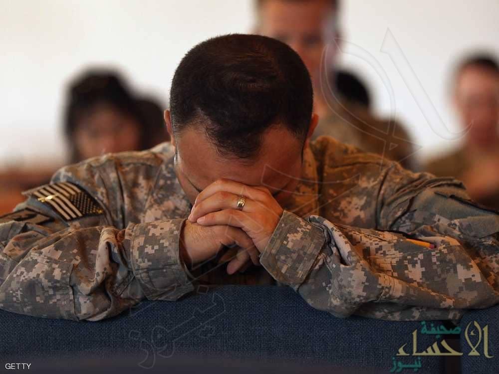 عدد المنتحرين بالجيش الأميركي يسجل مستوى قياسيا
