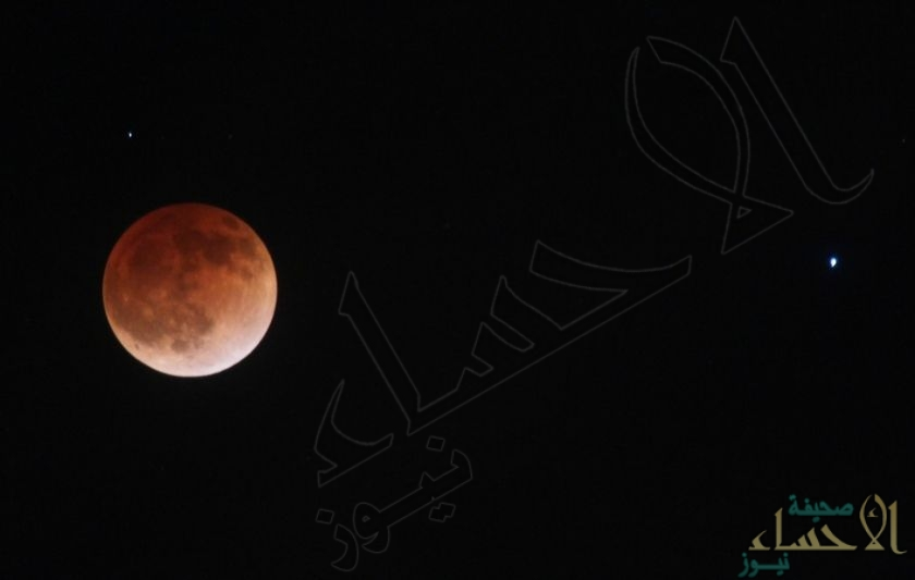 مساء اليوم.. خسوف القمر الوحيد خلال 2019