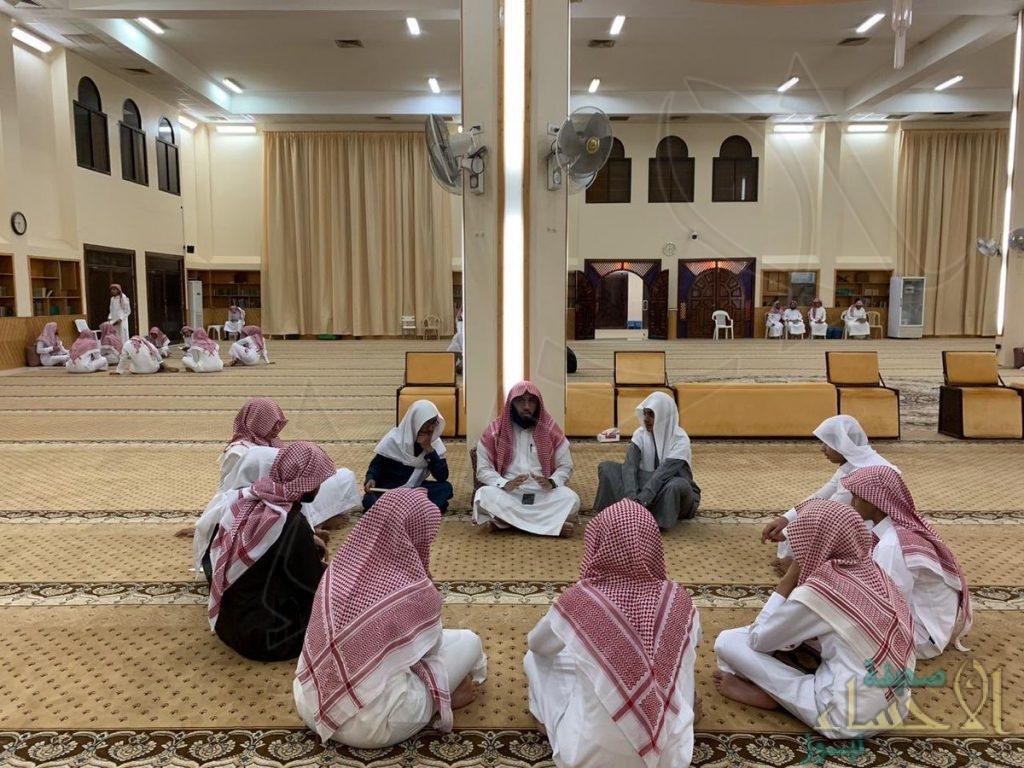 """12000 طالب وطالبة استقبلتهم حلقات """"خير"""" لتحفيظ القرآن بالأحساء"""