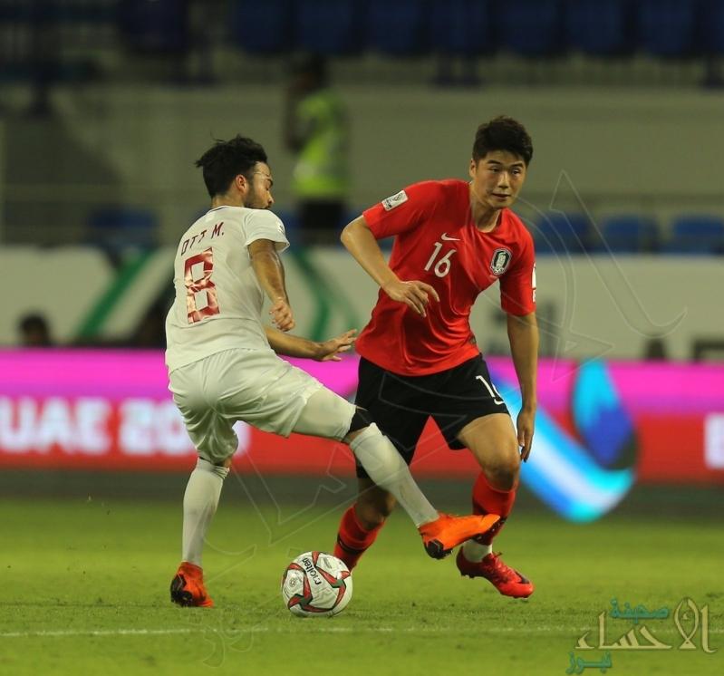 """كأس آسيا """" الإمارات 2019″ : كوريا الجنوبية تفوز على الفلبين"""