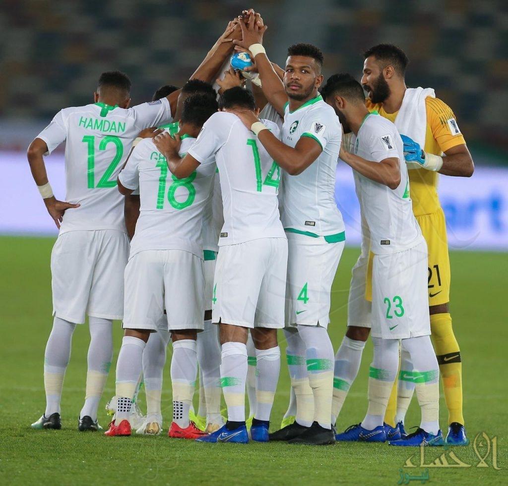 المنتخب السعودي يواجه اليابان في دور الـ 16 من كأس آسيا