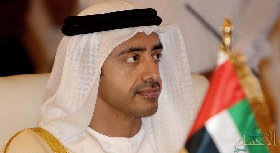 """الإمارات: """"قررنا إعادة سفارتنا في دمشق لإعادة سوريا لحضنها العربي"""""""