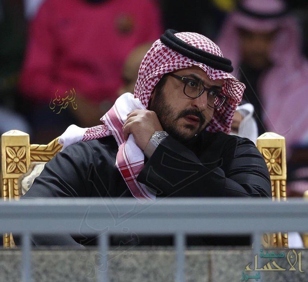 """في أول ظهور إعلامي رئيس نادي النصر: مشجعو الشباب استراحتان و16 بيت ، وأنا لا أتمنى فوز """"الهلال"""" في أي بطولة"""