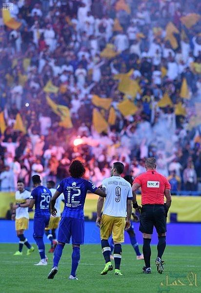 اليوم .. النصر والهلال في قمة مواجهات الجولة الـ 25 من دوري كأس الأمير محمد بن سلمان