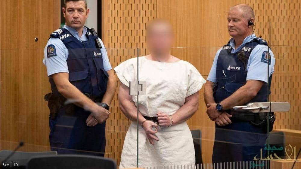 حتى في المحكمة.. منفذ هجوم المسجدين يؤكد عنصريته !!