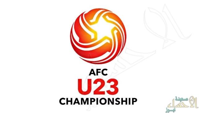 الرياض تحتضن منافسات المجموعة الرابعة من تصفيات كأس آسيا تحت 23 عامًا