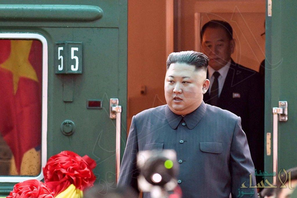 الزعيم الكوري الشمالي يغادر فيتنام بالقطار بعد فشل قمته مع ترامب
