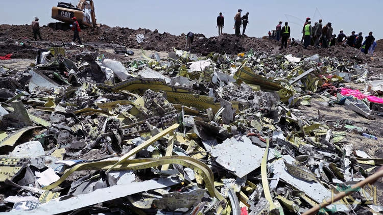 """هكذا نجا """"عربيان"""" أحدهما """"وزير حكومي"""" من كارثة تحطم طائرة """"بوينغ"""" الإثيوبية !!"""