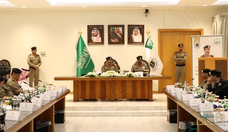 مدير الأمن العام يترأس الاجتماع الثاني لقيادات قوات أمن الحج