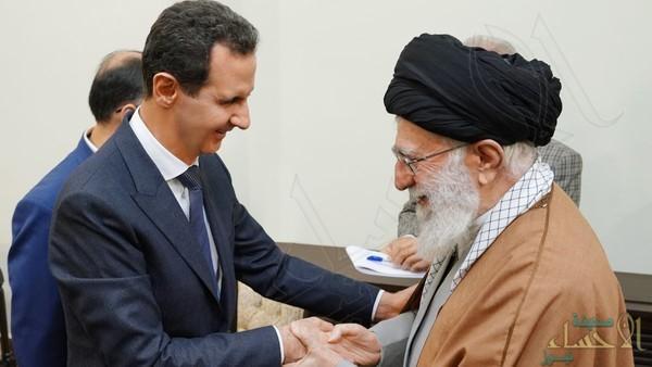 """إيران تطالب نظام الأسد بـ""""سداد ديونه"""".. و""""عشرات الاتفاقيات"""" في طريقها للتنفيذ !!"""
