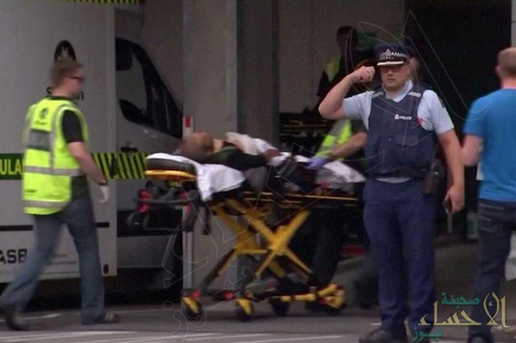 السفارة في نيوزلندا: إصابة مواطن سعودي في الهجوم الذي استهدف مسجدين بكرايست تشيرش