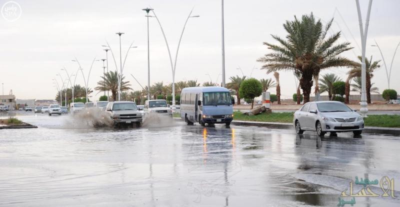 """طقس السبت: أمطار رعدية على """"الشرقية"""" وعدد من المناطق"""