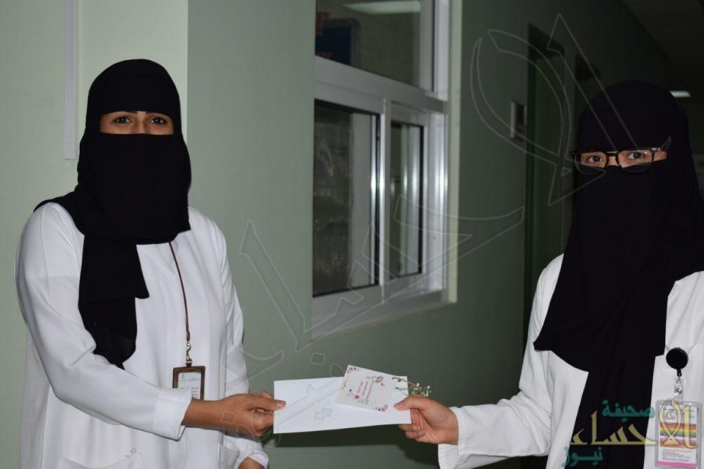 """""""مستشفى الفيصل"""" بالأحساء يفعّل اليوم العالمي للمرأة 2019"""