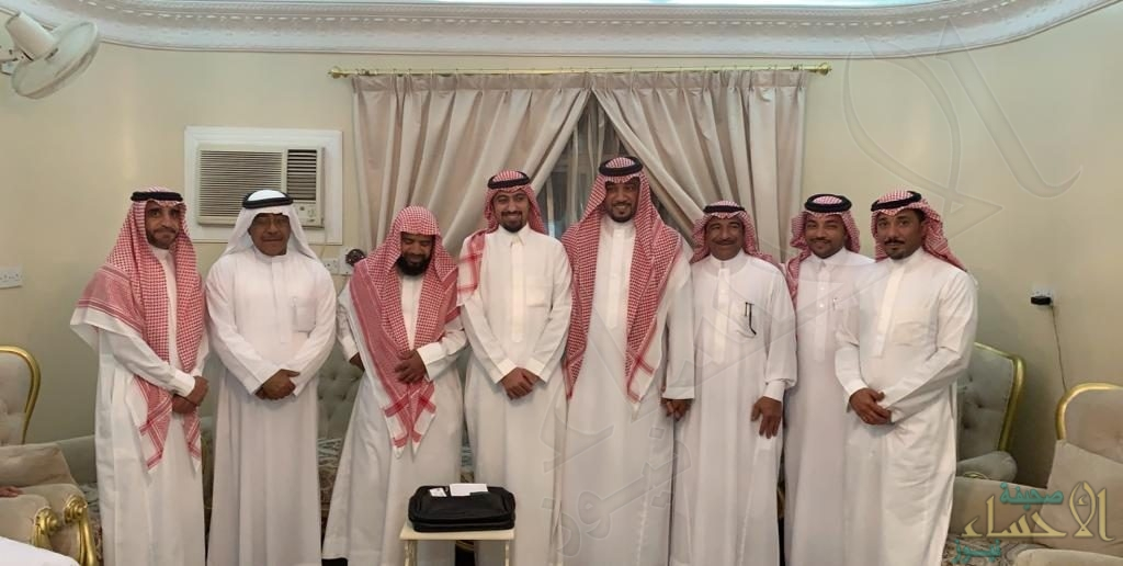 """مبارك """"الثويقب"""" يعقد قرانه"""