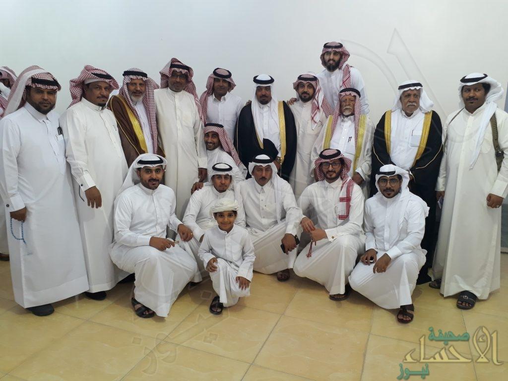 """""""الرحيمان"""" تحتفل بزواج ابنها """"صالح"""""""