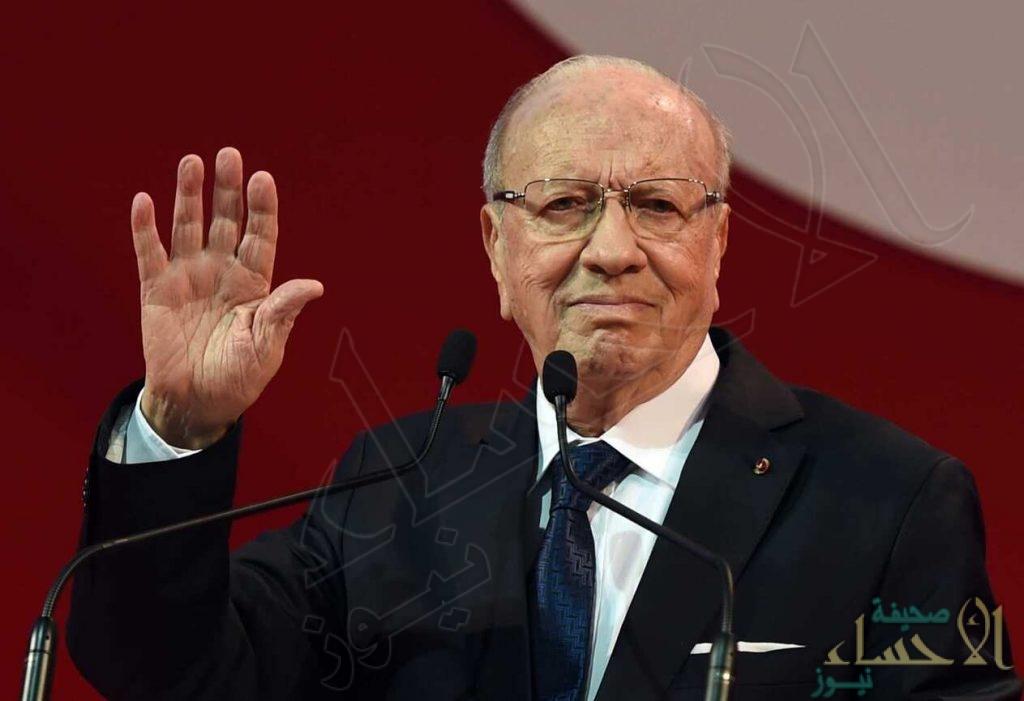 """تونس.. السبسي يعلن عدم الترشح لولاية رئاسية جديدة و""""يحدد البديل"""""""