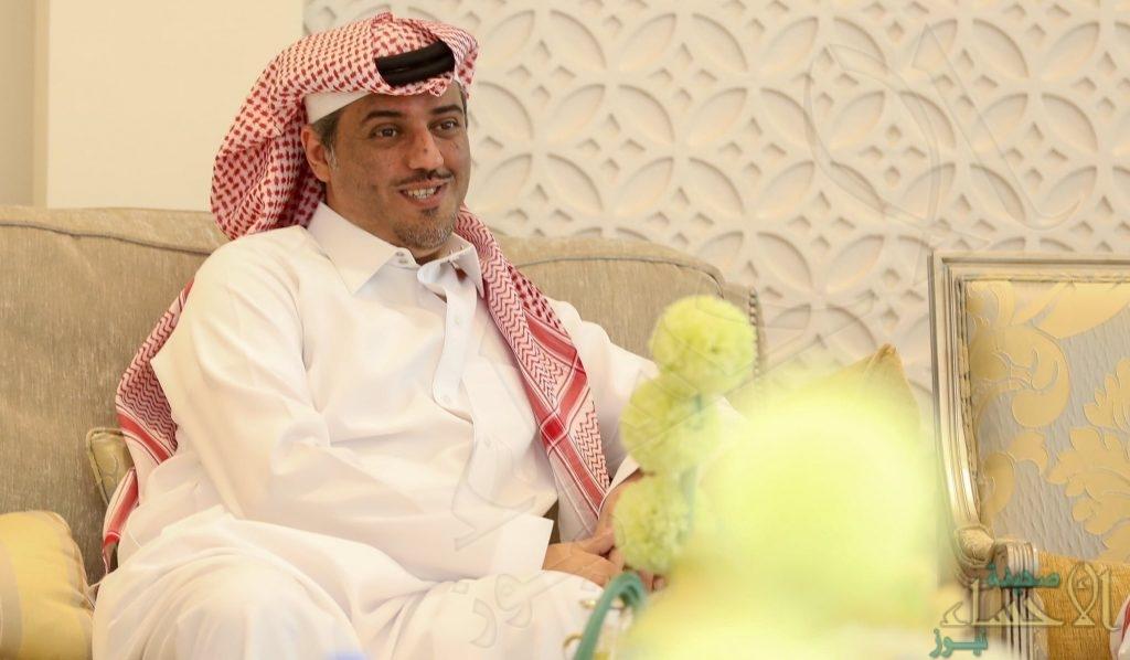 استقالة فهد الراشد نائب رئيس نادي الهلال من منصبه