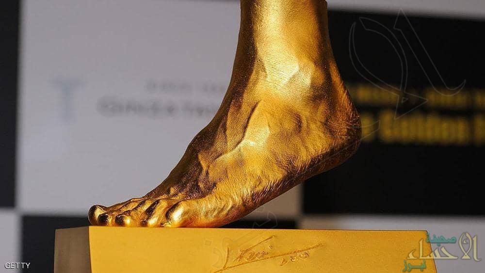 الحذاء الذهبي نحو معانقة ميسي مجددًا