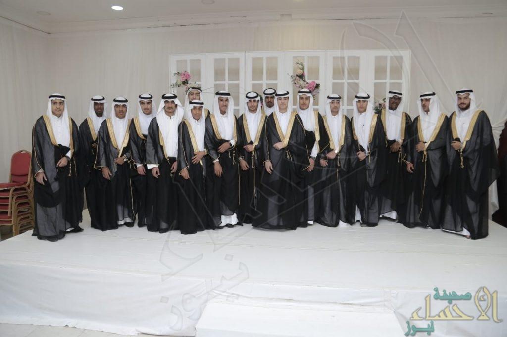 ثانوية هشام بن عبدالملك تحتفل بتخريج طلابها لعام 1439/ 1440 هـ
