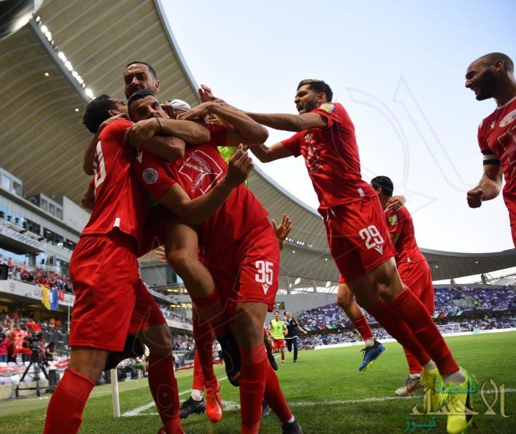 """بهدف اللحظات الأخيرة """"الهلال"""" يخسر  نهائي كأس زايد"""