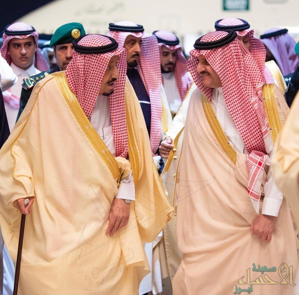 """""""أميرالشرقية"""": منطقة الخير تبتهج بزيارة قائد مسيرة التنمية"""