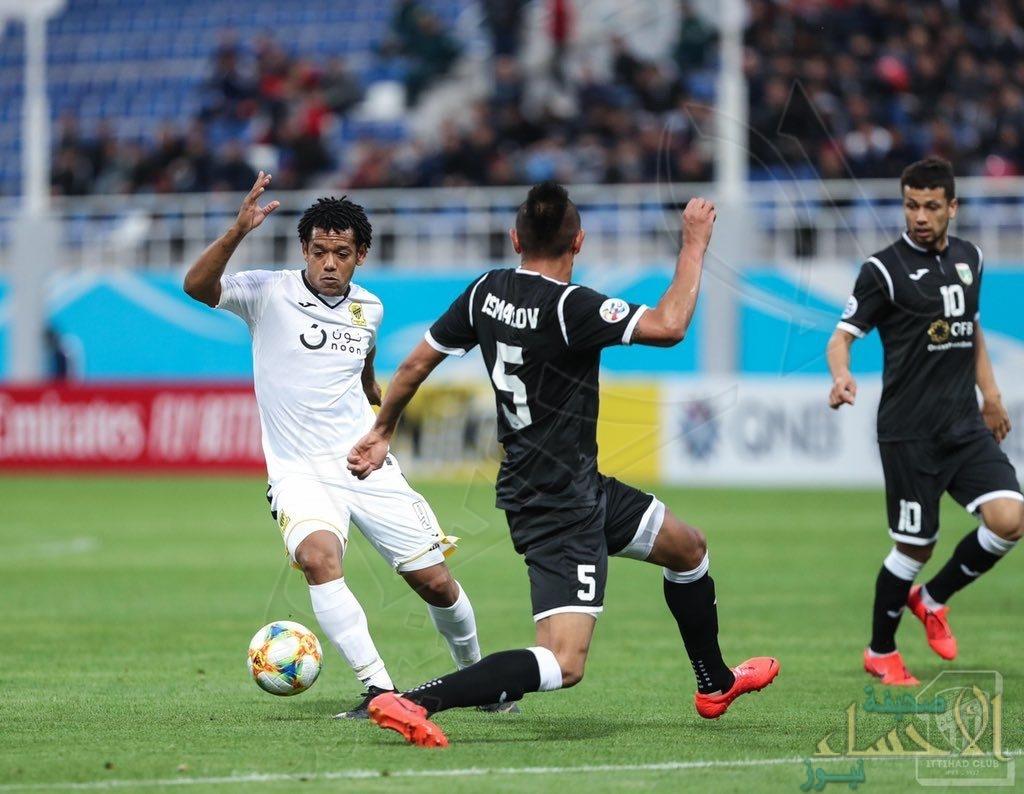 الاتحاد يتصدر مجموعته في دوري أبطال آسيا