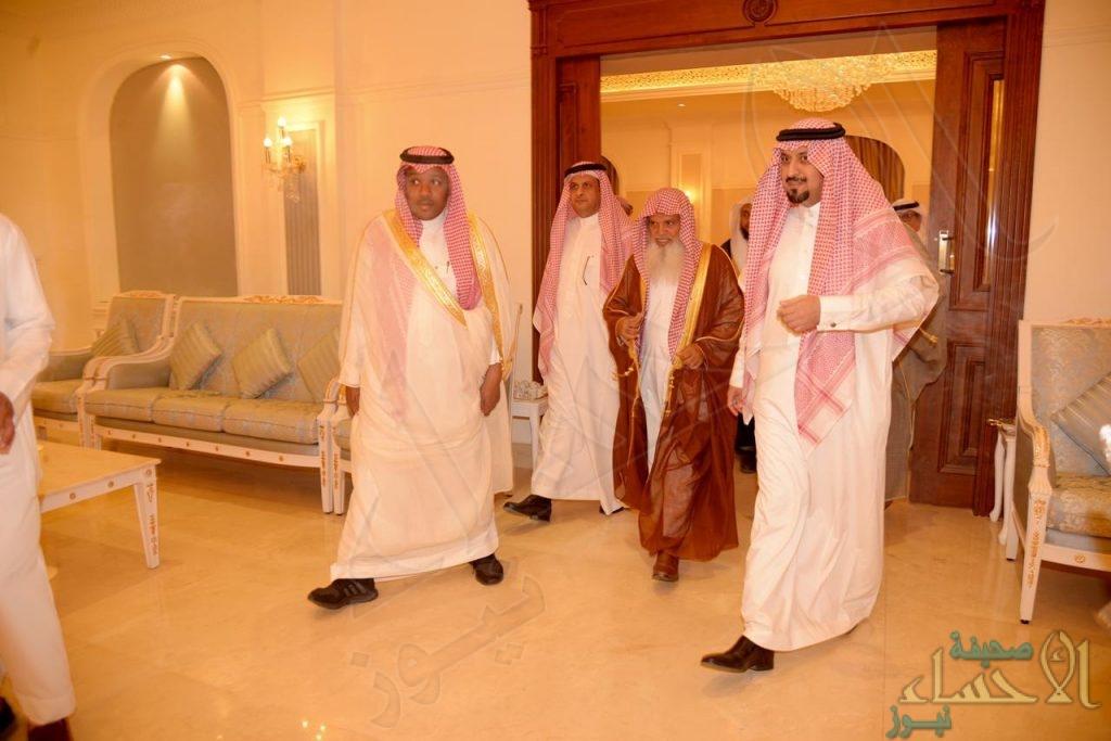 """معاذ الماجد يستضيف إمام الحرم النبوي """"الحذيفي"""""""