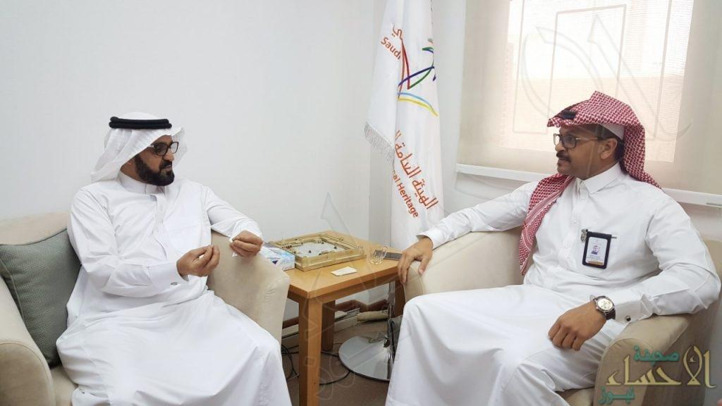 هيئة السياحة والخطوط السعودية تبحثان زيادة رحلات الأحساء