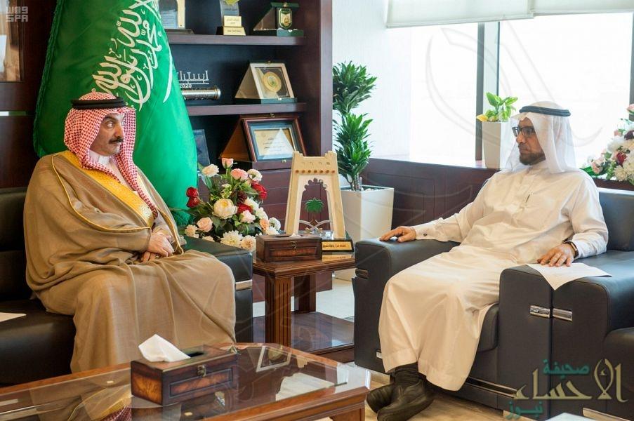 """بحضور الأمير """"عبدالعزيز بن محمد"""".. قريبًا: إطلاق كرسي """"الأمير محمد بن فهد"""" بجامعة الملك فيصل"""