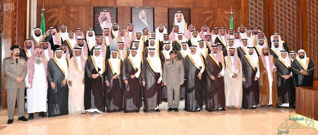"""بالصور.. الأمير """"سعود بن نايف"""" يطلق حملة """"تفريج كربة أسر السجناء"""" في الشرقية"""