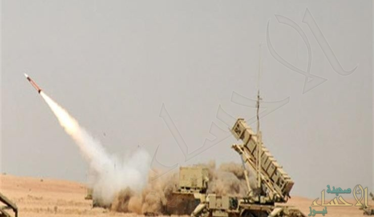 قوات الدفاع الجوي السعودي تعترض وتدمر طائرة مسيرة تحمل متفجرات باتجاه مطار نجران