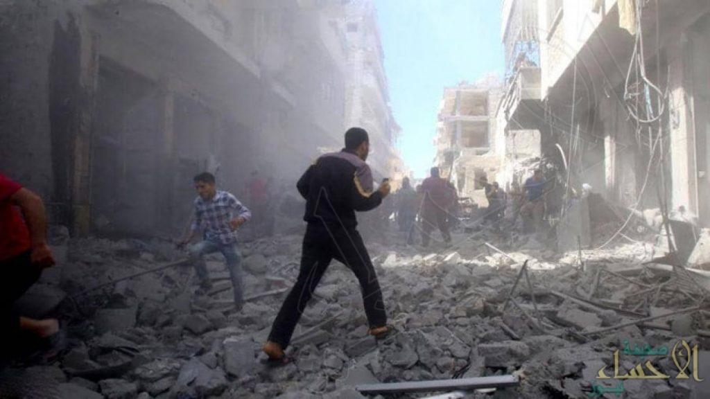"""فرنسا: لدينا مؤشرات على استخدام نظام الأسد """"أسلحة كيماوية"""" في إدلب"""