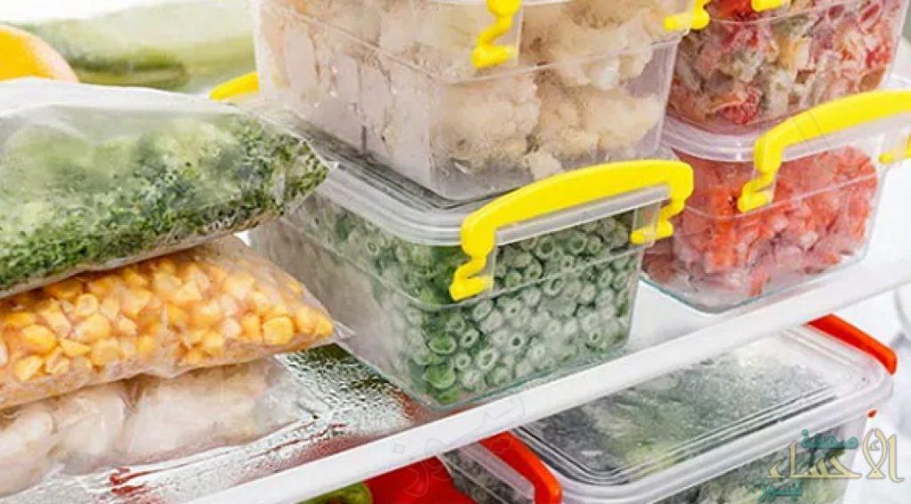 7 نصائح لتخزين وجبات الطعام المتبقية بطريقة صحية