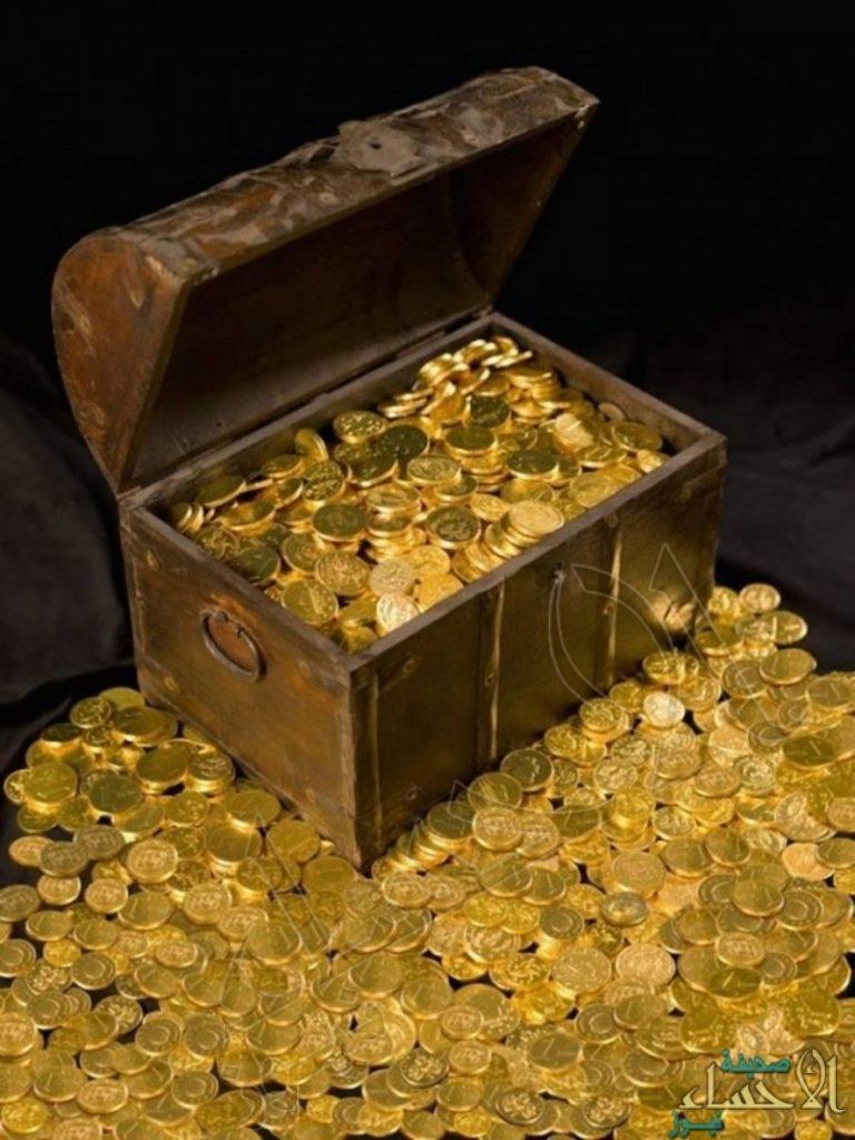 """وصلت لـ 1260 كيلو جراماً من الذهب .. """"الملياردير الفقير"""" يبحث عن كنزه !!"""