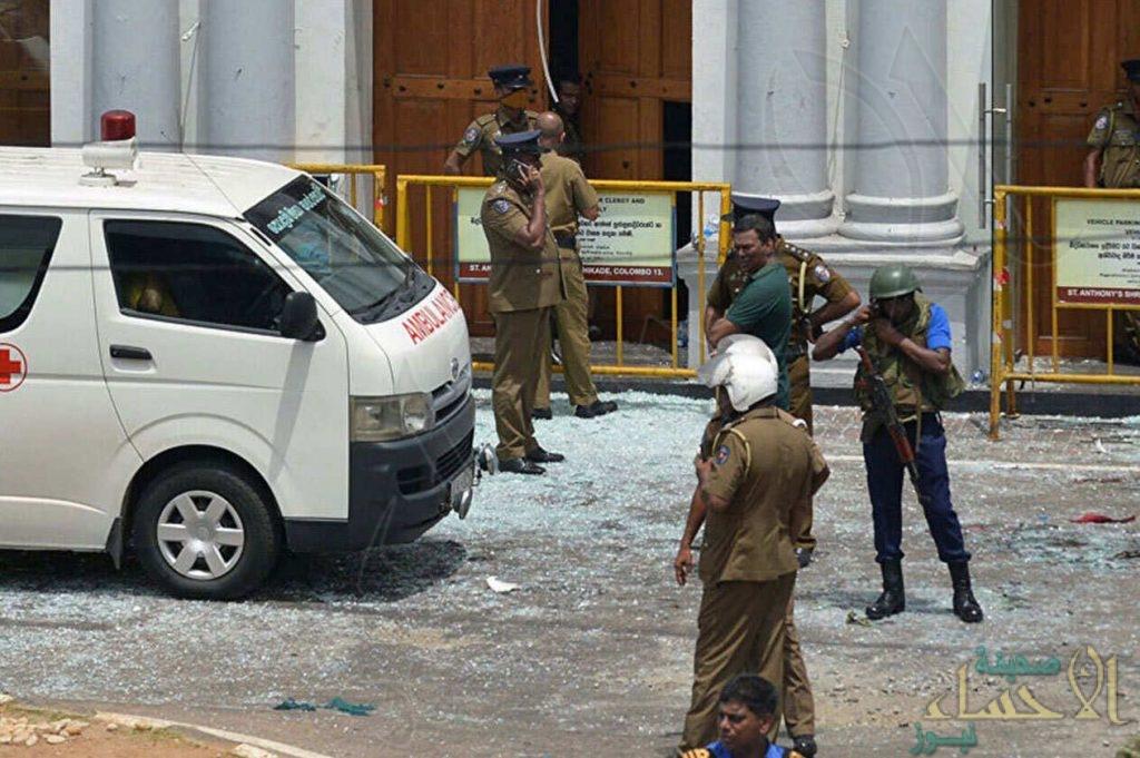 سريلانكا تفرض حظرًا تامًا للتجوال في ضوء تقارير عن هجمات وشيكة