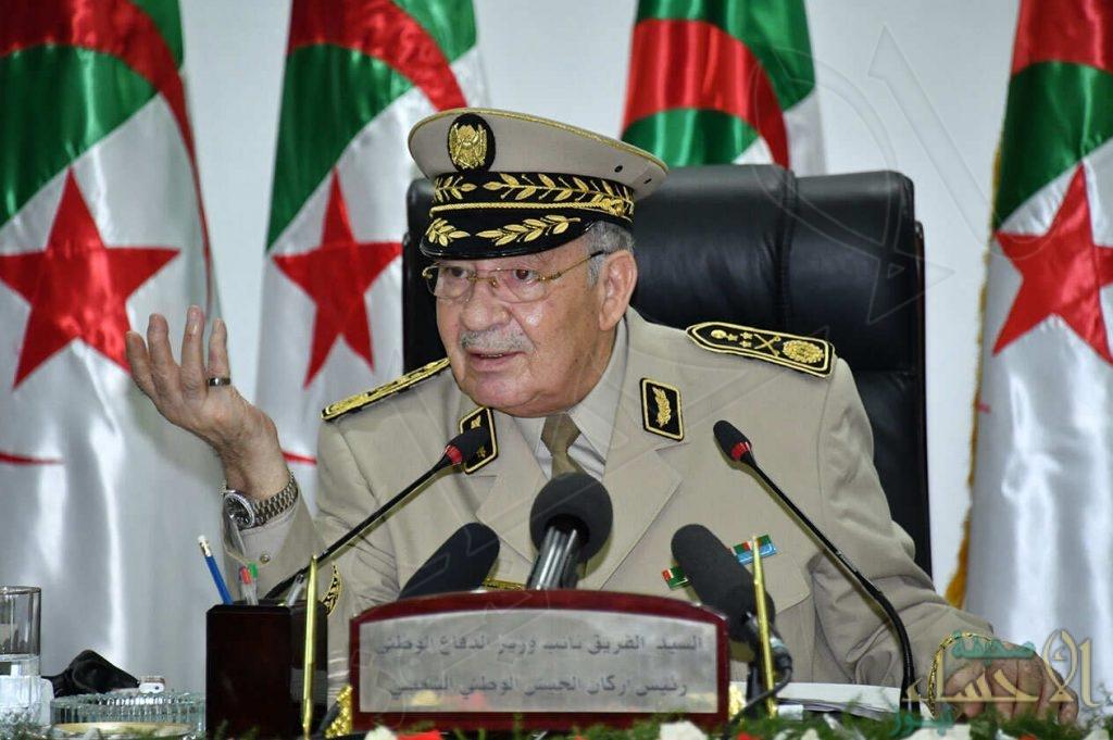 قائد الجيش الجزائري: انتخابات الرئاسة ستجرى في موعدها