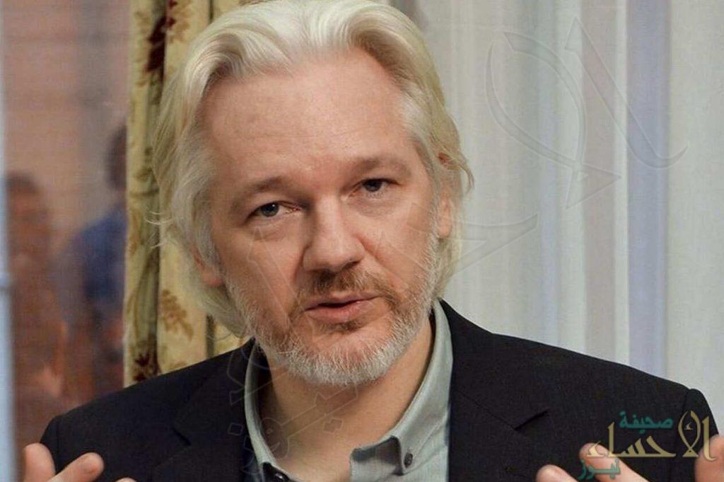 """بتهمة أخلاقية … السويد تطلب اعتقال """"أسانج"""" مؤسس ويكيليكس"""