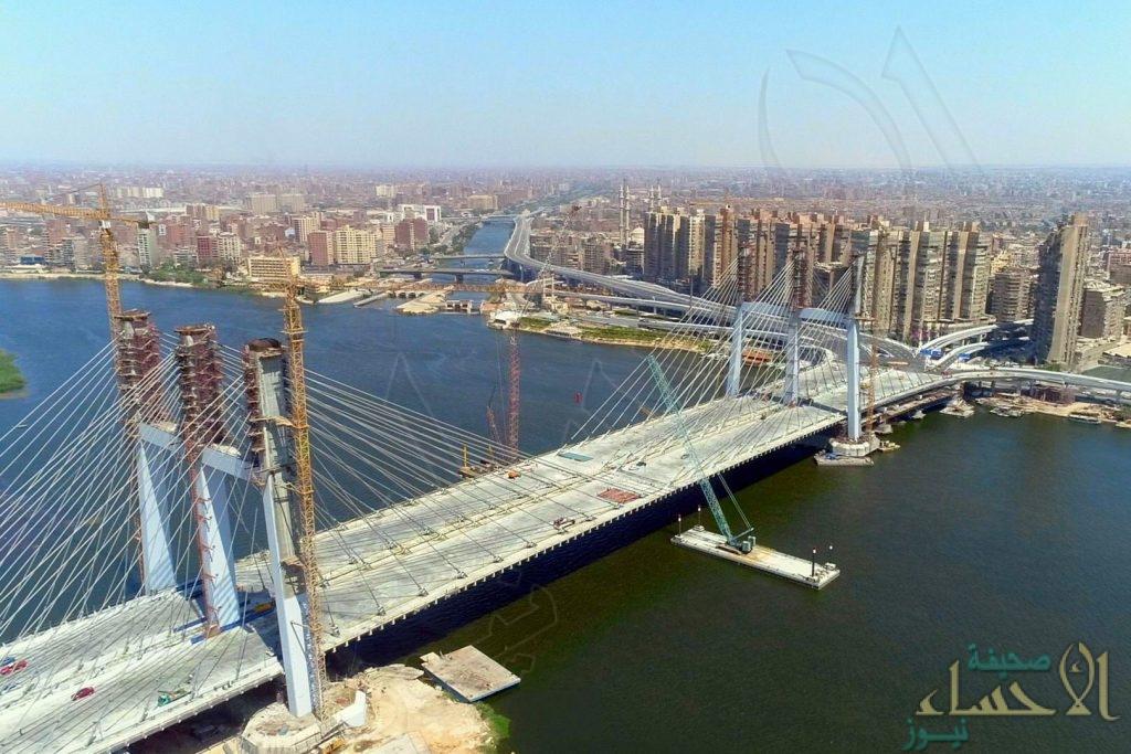 تعرّف على أعرض جسر معلق في العالم بمصر .. وسر تحطيم رقم تركيا القياسي!
