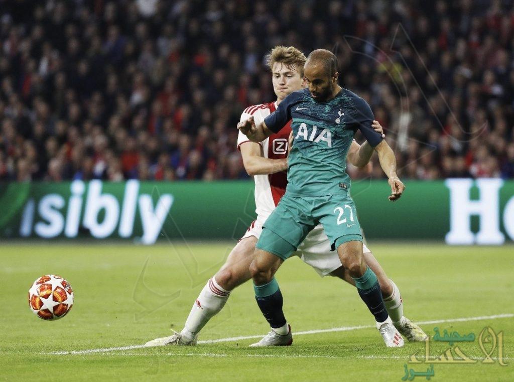 """توتنهام يتأهل لملاقاة ليفربول في نهائي """"دوري أبطال أوروبا"""" 2019"""