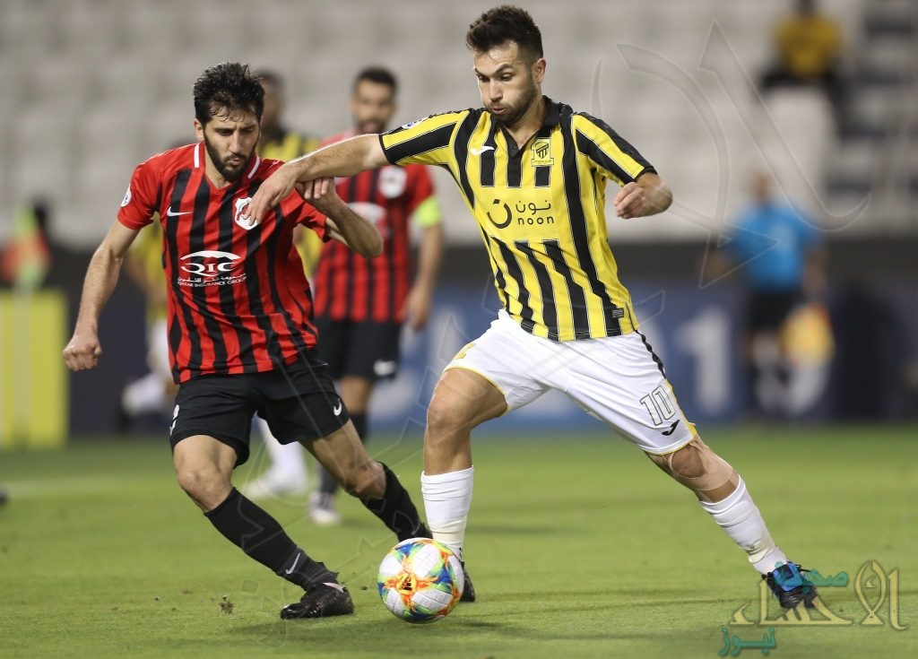 الاتحاد يتأهل إلى دور الـ 16 لدوري أبطال آسيا بفوزه على الريان القطري