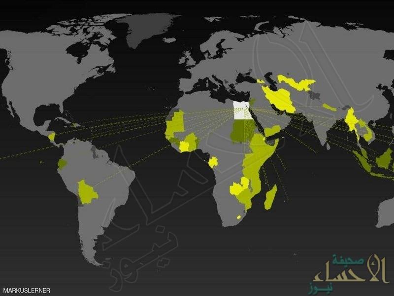 بأبسط الطرق .. هكذا تعرّف الدول التي يمكنك دخولها دون تأشيرة
