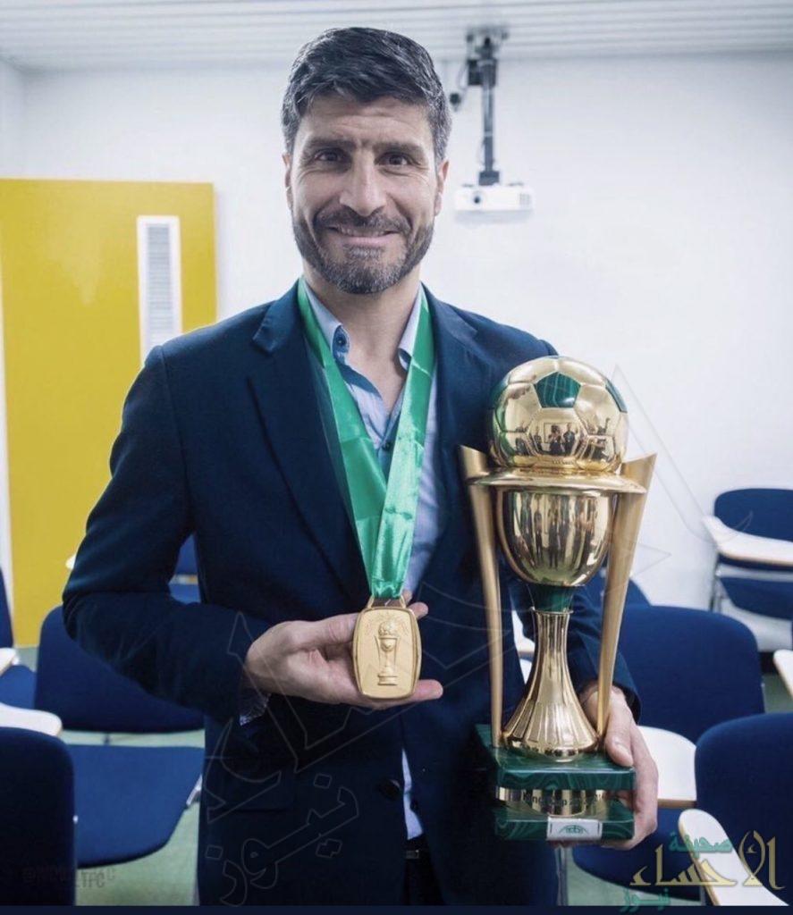 """""""التعاون"""" يعلن رسمياً رحيل مدربه البرتغالي """"بيدرو مانويل"""""""