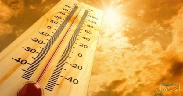 تعرّف على حالة الطقس اليوم السبت .. والأحساء تُسجّل الأعلى حرارة بالمملكة