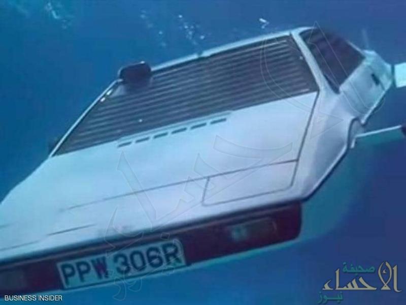 """حلم """"السيارة الغواصة"""" .. هل يُصبح حقيقة؟!"""