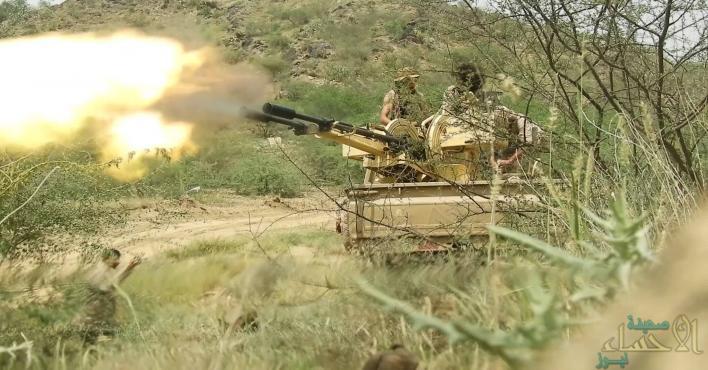 الجيش اليمني يفشل هجمات للإرهابيين الحوثيين في البيضاء