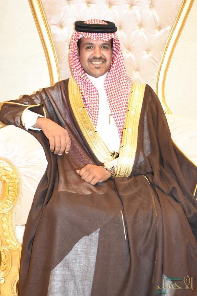 """بالصور… الشكرة تحتفل بزواج ابنها """" سعود"""""""