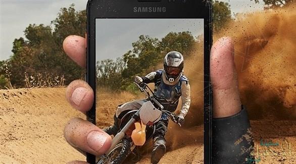 هاتف ذكي للاستخدامات الشاقة من سامسونغ