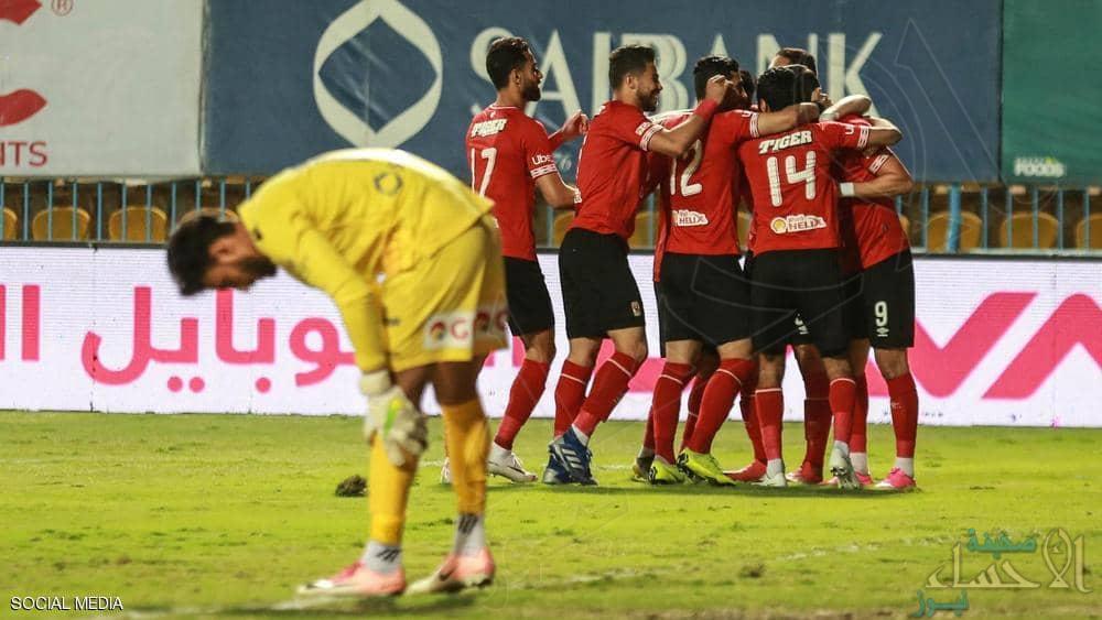 رسميًا.. الأهلي بطلًا للدوري الأطول في تاريخ مصر !!