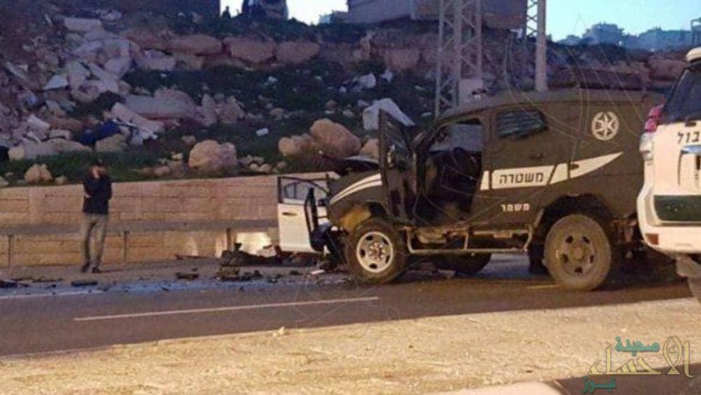 مصادر إسرائيلية: إصابة 4 جنود بعملية دهس شمالي القدس
